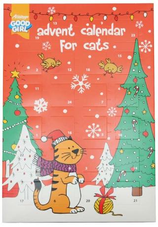 Julekalender til katte og killinger