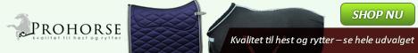 heste tilbud rabat udstyr produkter sadel prohorse dk